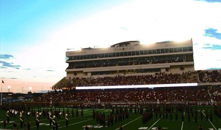 Texas state football