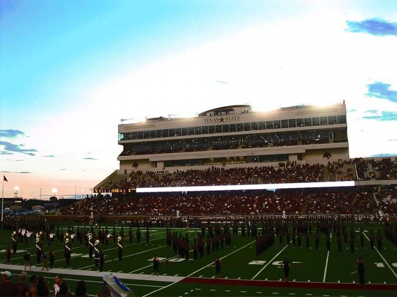 Texas state football