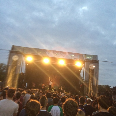 August Burns Red performing at last years Fun Fun Fun Fest (Photo Courtesy: Erin Pollack)
