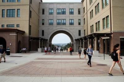 Undergraduate academic center