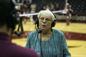 Coach Karen Chisum