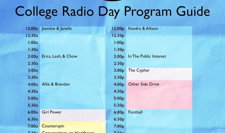 college radio day 2015