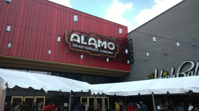 South Lamar Alamo Drafthouse.