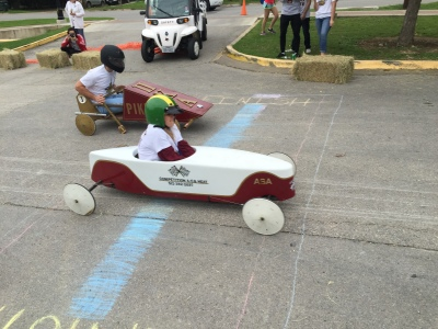homecoming soapbox derby