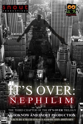 It's Over Nephilim poster copy