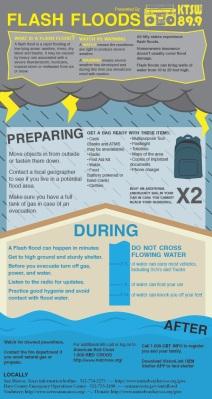 Flash Flood Graphic