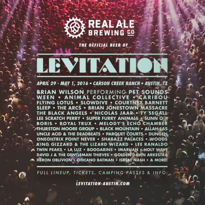 LEVITATION Austin 2016