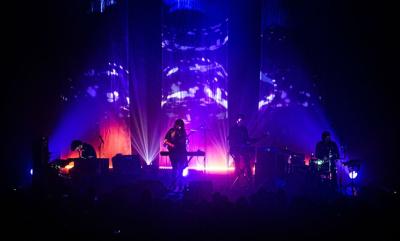 Beach House - Dallas Concert