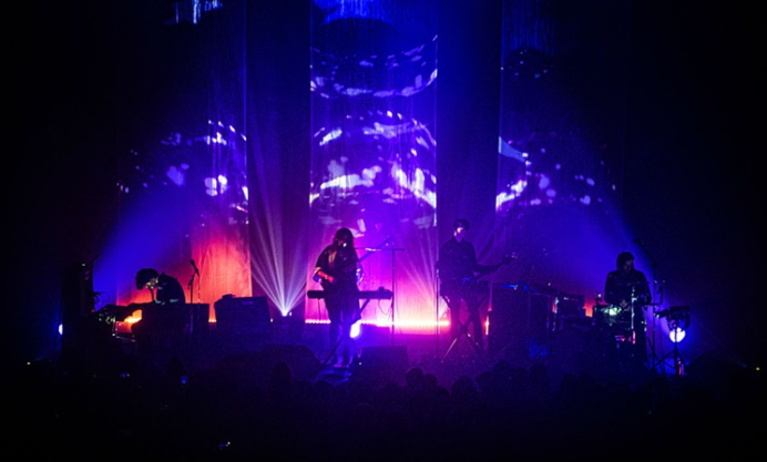 Beach House - Dallas Concert
