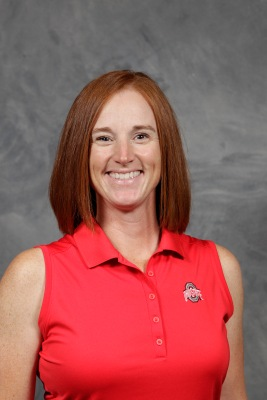 Lisa Strom will be the new head coach for the Texas State women's golf team. Photo courtesy of Ohio State Athletics.