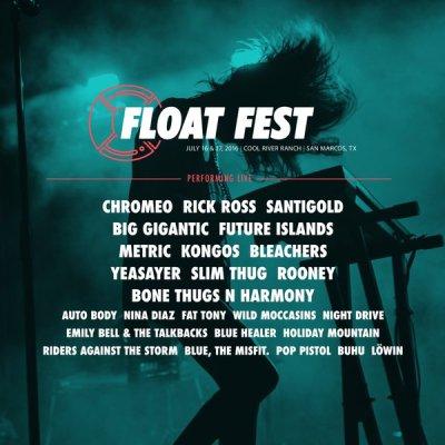 Float Fest 2016