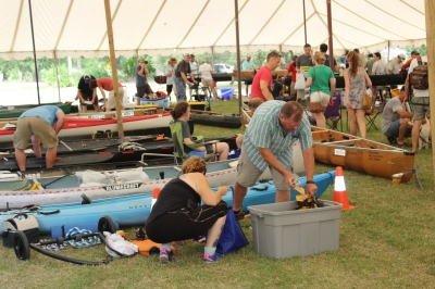 The Texas Water Safari will start in San Marcos. Photo by Conor Yarbrough.