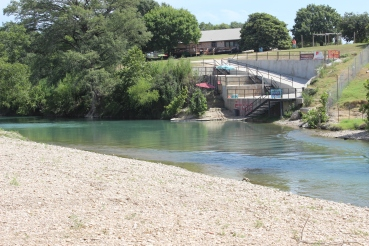 The San Marcos River