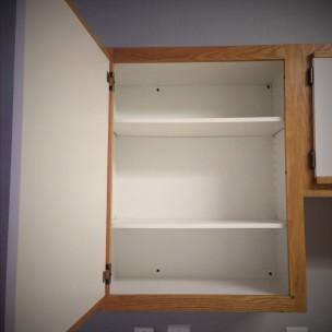 empty-cupbord