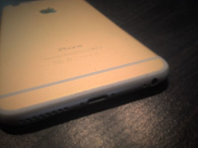 The iPhone 7 will come in two new colors and will be water-resistant. Photo by Cain Hernandez.