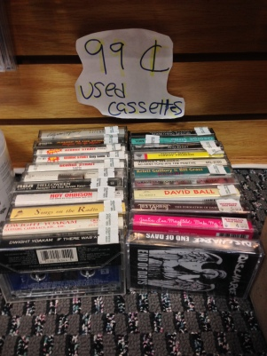 Cassettes were popular from the 1970s through the 1990s, but they seem to be making a rise again in the 2010s. Photo by Cain Hernandez.