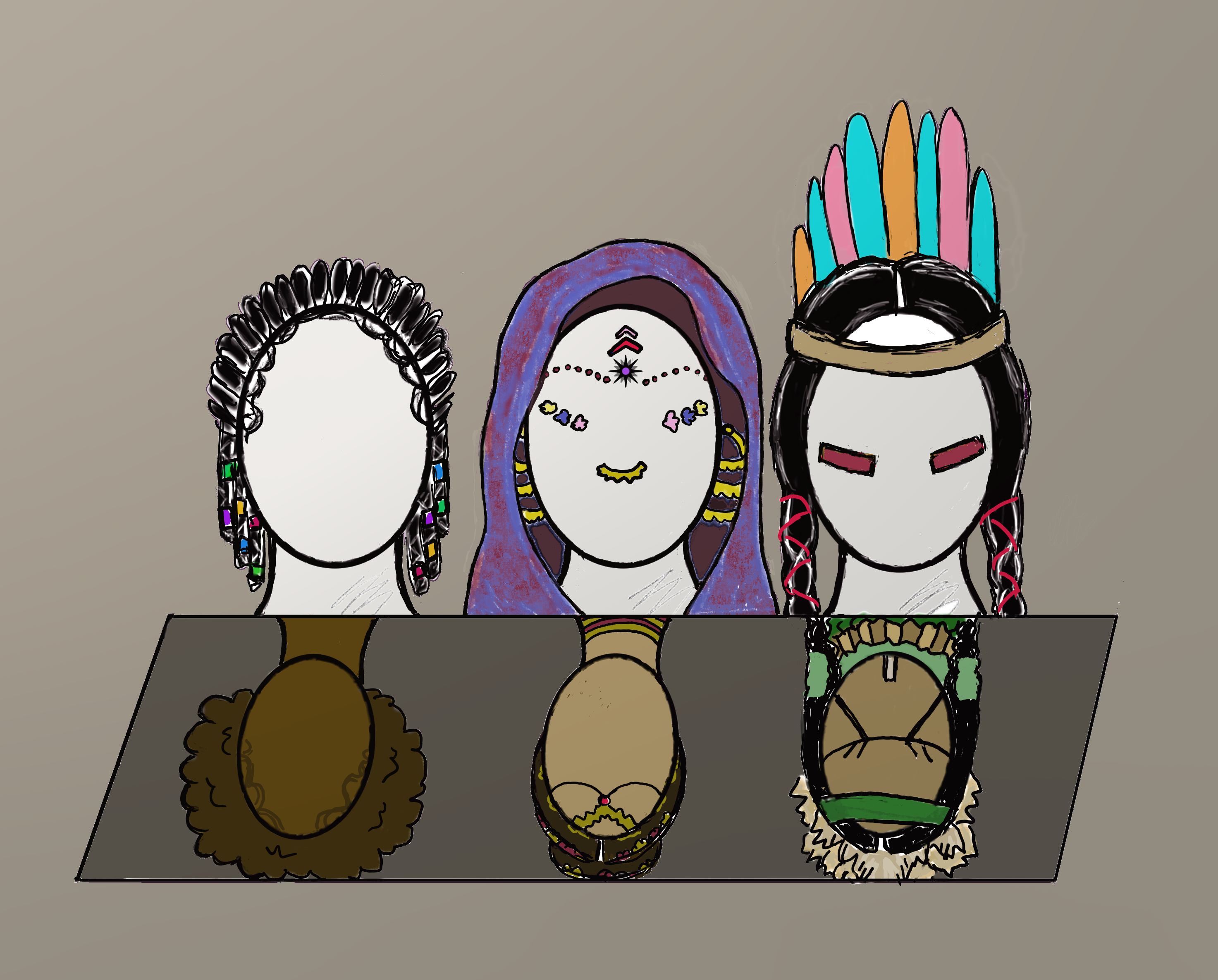 Illustration by Jasmynne Flores.