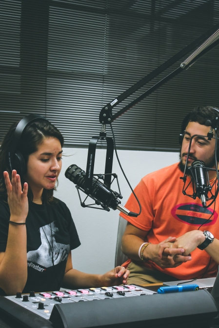 Other Side Drive hosts, Belen Ramos and John Gonzales, entertain listeners during drive time (4:00 pm-6:00 pm) with great music and conversation.
