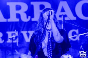 Jillian Taylor of Ruby and the Hatchet.