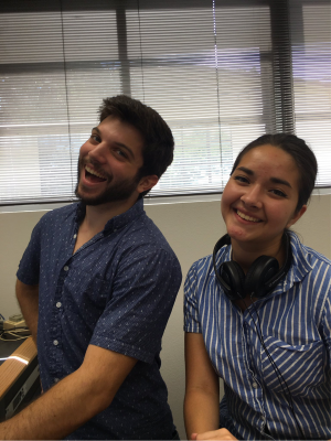 Matthew Harrington and Belen Ramos host Other Side Drive from 4-6 p.m. on Fridays. Tune into KTSW 89.9 to check them out!