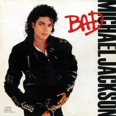 Michael Jackson's Bad, a classic album that went nine times platinum in the United States.