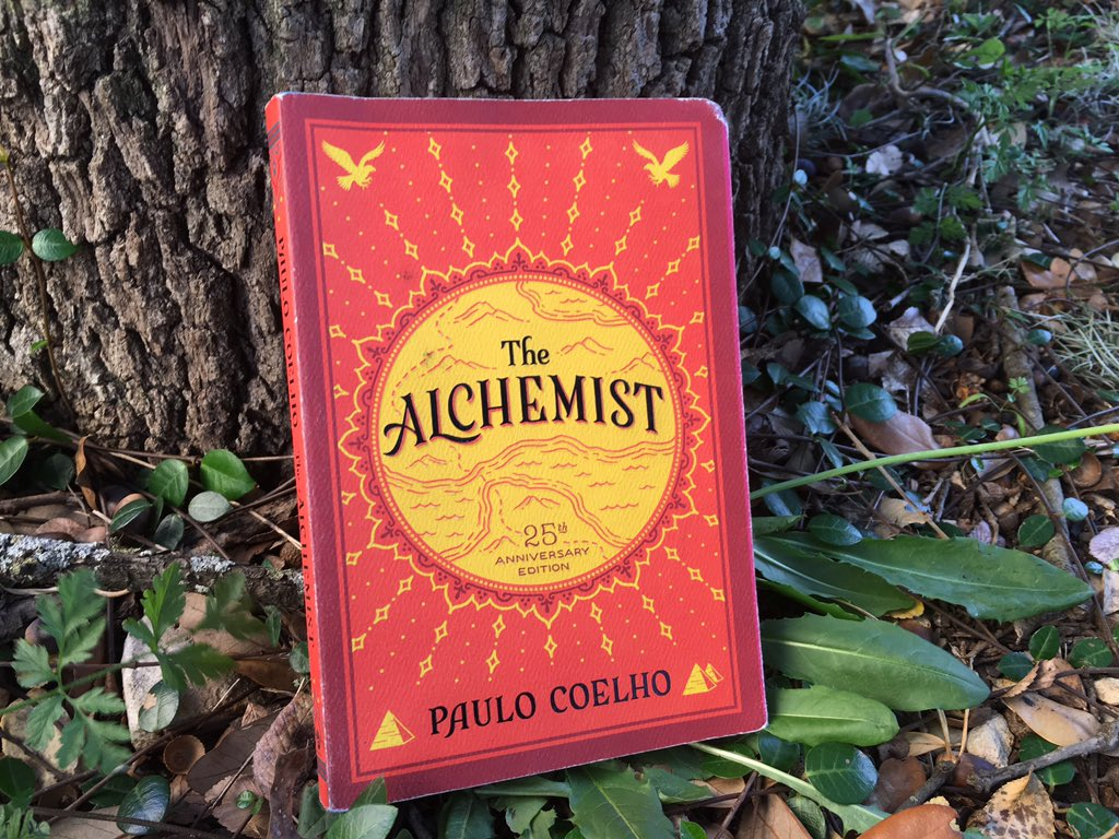 the alchemist by paul coelho book review ktsw