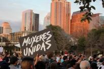 Mujeres unidas. (One Resistance; Digital)
