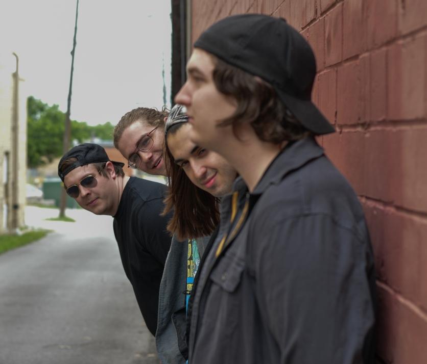 Lantic consists of Joshua Jurovuc, Ryan Jurovic, Dakota Carley and Eric Wendt.