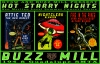 KTSW and Buzz Mill Present: Hot Starry Nights