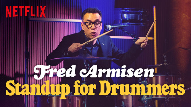 Image result for fred armisen standup for drummers