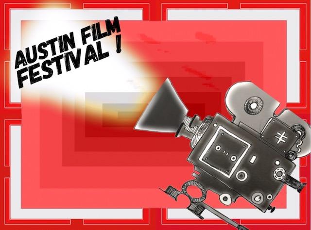 Austin Film Festival Illustration