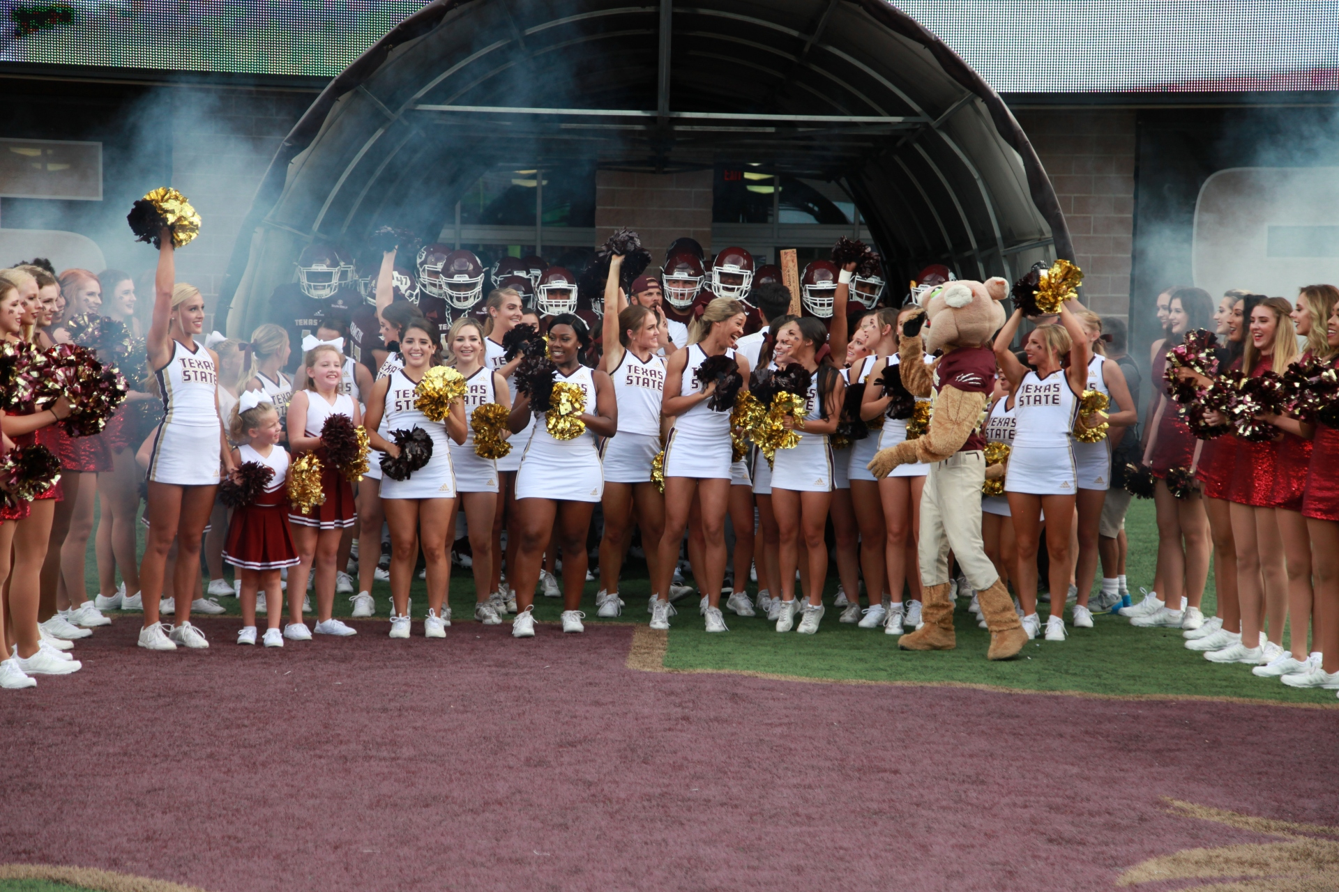Bobcat Football Looks For First Win Pregame