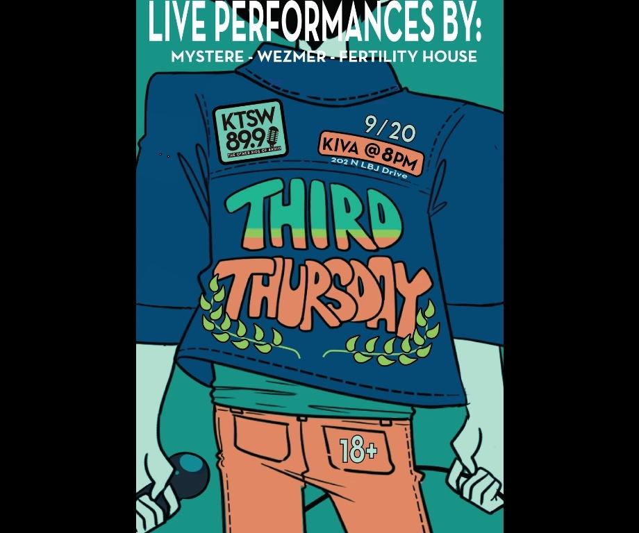 Third Thursday Illustration