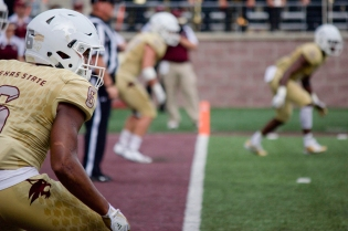 Texas State Bobcat Defense