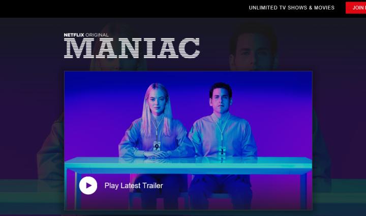 Manic on Netflix