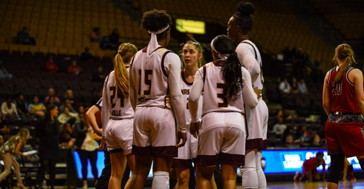 Bobcats bring themselves together to keep their focus
