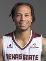 Alex Peacock's roster picture