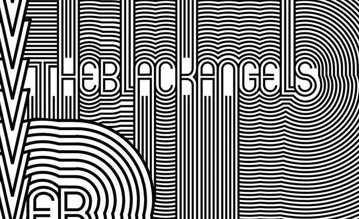 The Black Angels album cover