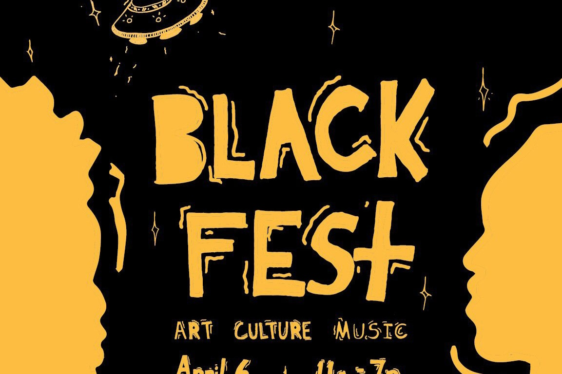 Black Fest Graphic