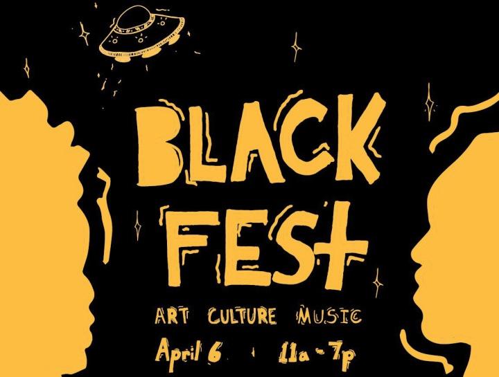 Black Fest Graphic