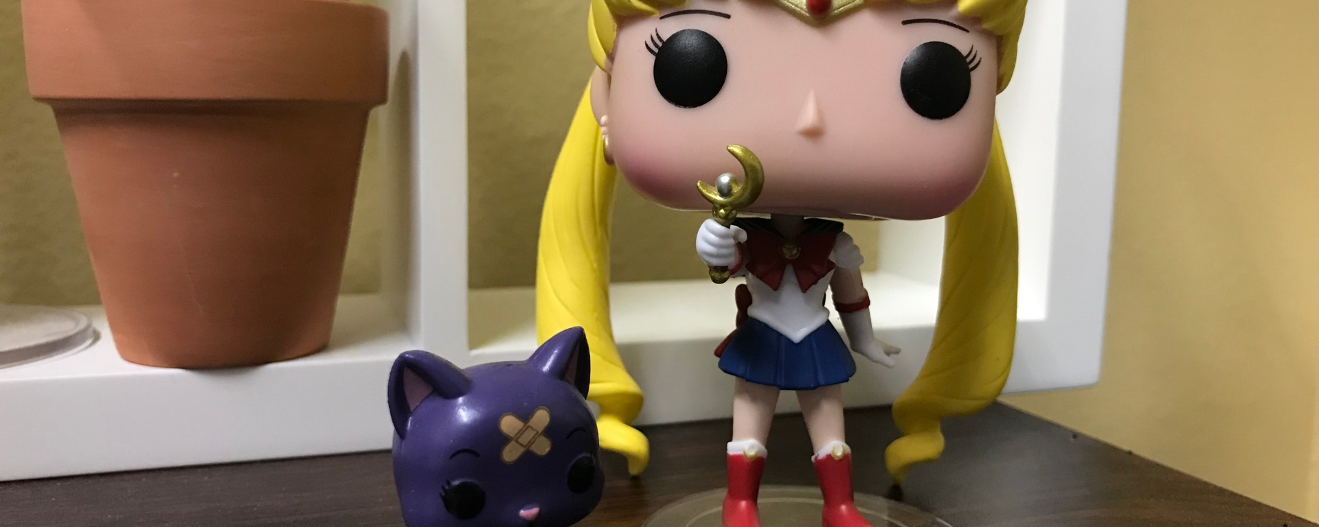 """Sailor Moon"" character POP! Figure."