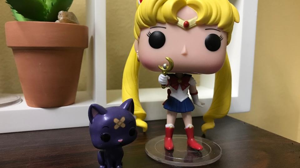 """""""Sailor Moon"""" character POP! Figure."""