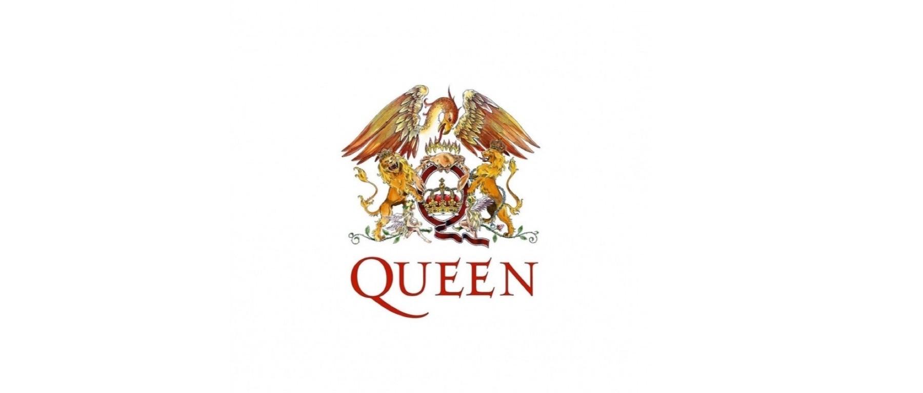 Queen's infamous band logo.