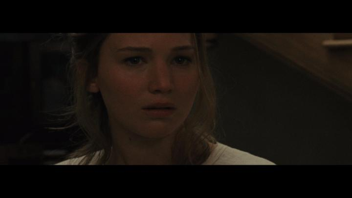 Jennifer Lawerence in mother!