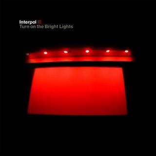 Album art for Interpol's first album