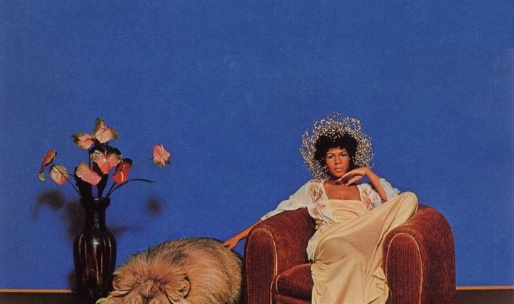 This is the cover art to Minnie Riperton's Adventures in Paradise